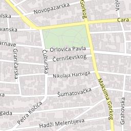 novopazarska ulica beograd mapa Konzilijum   biohemijska laboratorija, Kneginje Zorke 30, Beograd  novopazarska ulica beograd mapa