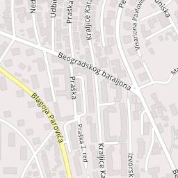 ulica kneza viseslava beograd mapa Gimnazija Ruđer Bošković, Kneza Višeslava 17, Beograd (Čukarica  ulica kneza viseslava beograd mapa